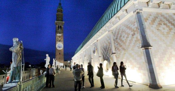 Basilica Palladiana, ok alle visite di loggiato e terrazza