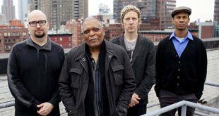 Da sinistra: Ethan Iverson, Billy Hart, Ben Street e Mark Turner (Foto John Rogers / ECM Records)