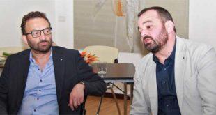 Gianfranco Refosco e Raffaele Consiglio