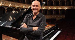 Il pianista Benedetto Lupo