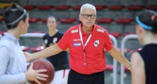 Aldo Corno sarà l'allenatore della Velcofin Vicenza anche nella prossima stagione