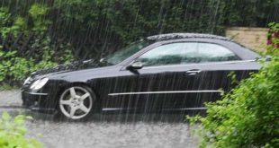 Pioggia e temporali sul Veneto