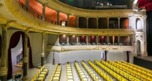 Il Teatro Civico di Schio (Foto di Luigi De Frenza, da teatrocivicoschio.net)