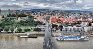 Bratislava, capitale della Slovacchia - Foto di Xlibber, da Flickr.com (C.C. 2.0)