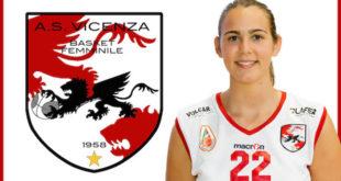 Eleonora Zanetti, ultimo arrivo in casa VelcoFin Vicenza