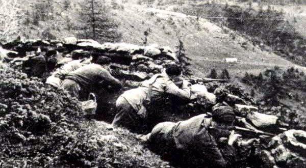 """Una """"Cronistoria della Resistenza Armata Vicentina"""""""