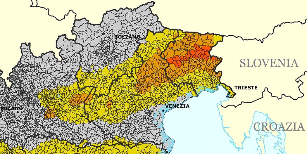 Rischio sismico 12 milioni di euro dalla regione for Rischio sismico in italia
