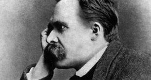 Friedrich Nietzsche nel 1882