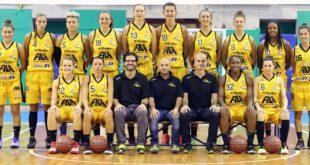 La formazione del Fila San Martino di Lupari nella stagione 2015/2016