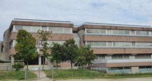 Istituto Aulo Ceccato di Thiene, una delle scuole superiori oggetto dei lavori