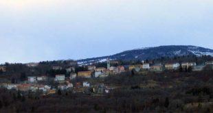 Panorma di Tonezza, uno dei 23 comuni montani veneti che usufruirà dei contributi regionali