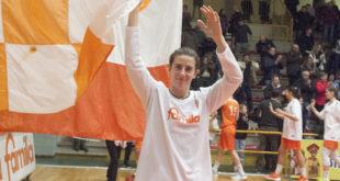 Raffaella Masciadri, capitana del Famila Wuber Schio