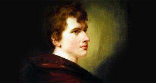 Lo scrittore tedesco Achim von Arnim, in un ritratto del pittore Peter Edward Stroehling
