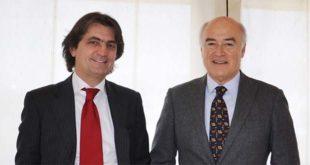 Da sinistra: Roberto Gumirato e Fulvio Zugno