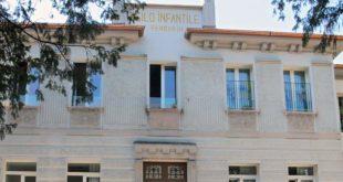 La scuola dell'infanzia Ferrarin, di Thiene, della quale è stato rifatto il tetto