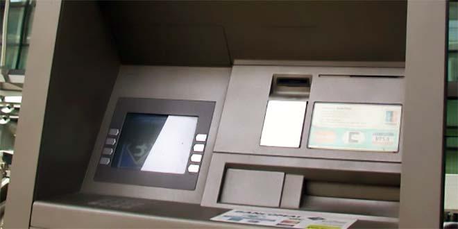 Ponte di Barbarano, tentano l'assalto al bancomat