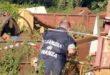 Scoperta discarica abusiva da 50 tonnellate