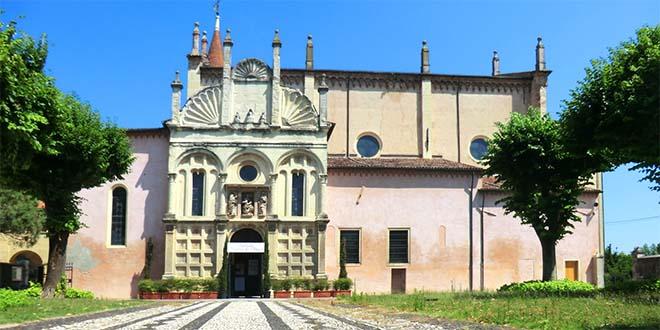Il santuario di Santa Maria dei Miracoli, a Lonigo - Foto: Mattana (CC 3.0)