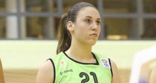 Tina Jakovina, per lei 22 punti nella gara di ieri contro San Martino di Lupari