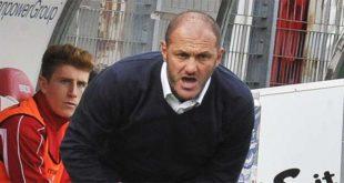 L'allenatore del Vicenza Pierpaolo Bisoli