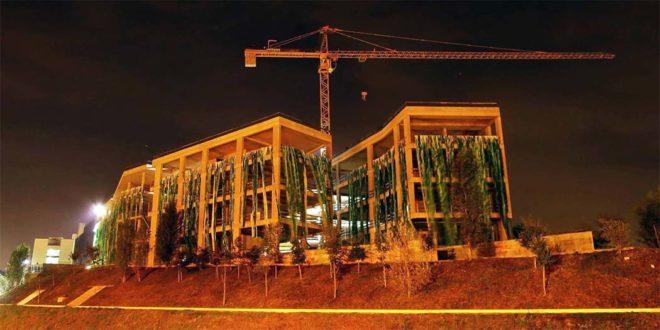 """Il complesso edilizio di Borgo Berga divenuto scenario di """"Freaks Against The Machine"""""""