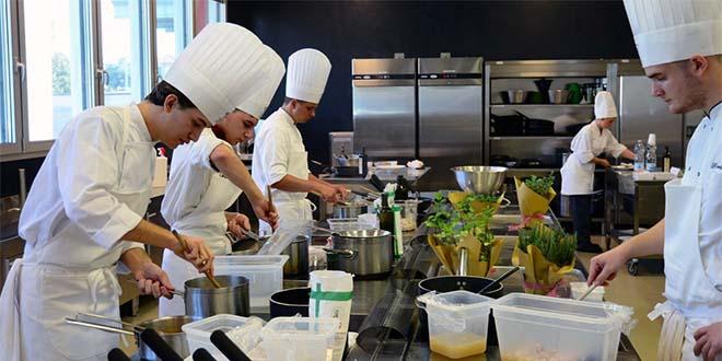un concorso stellato al master della cucina italiana - Master Cucina Italiana