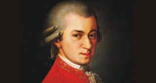 Wolfgang Amadeus Mozart, nel ritratto postumo di Barbara Kraft, 1819