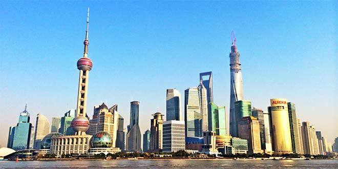 Pudong, Shanghai, il cuore finanziario della Cina - Foto di Yhz1221 (CC BY-SA 3.0)