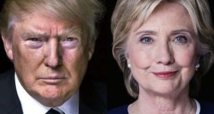 Donald Trump e Hillary Clinton - Foto di Rich Girard (CC BY-SA 2.0)