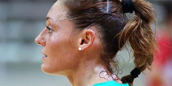 Valentina Stoppa, autrice di 10 punti nella gara con Udine