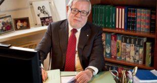 L'ex presidente della Corte costituzionale Giovanni maria Flik, contrario alla riforma (Foto da: www.gmflick.it)