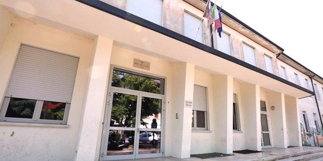 La scuola primaria Prati, a Vicenza