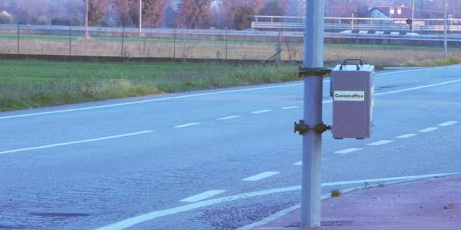 Uno strumento per il monitoraggio del traffico. Immagine di repertorio