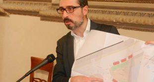 L'assessore Antonio Dalla Pozza