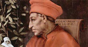Cosimo de' Medici (il Vecchio) ritratto da Jacopo da Pontormo