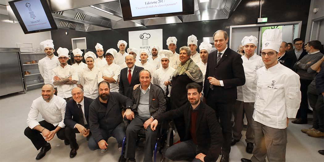creazzo, partito il master della cucina italiana 2017 - Master Cucina Italiana
