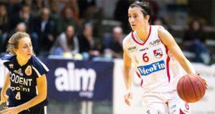 Giulia Pegoraro dopo l'infortunio è pronta per il big match con Bologna