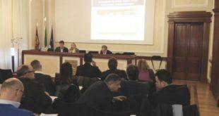 Un momento del Tavolo regionale, che si è tenuto stamattina a Venezia