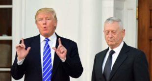 Il presidente americano Donald Trump con il suo vice Mike Pence (Foto A Katz - Shutterstock)