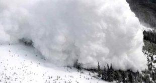 Una valanga ha travolto un uomo oggi, sulle Piccole Dolomiti (Immagine d'archivio)