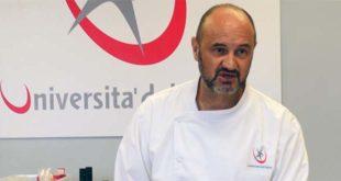 Lo chef Renato Rizzardi