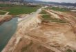 Zaia al cantiere del bacino di laminazione di Trissino