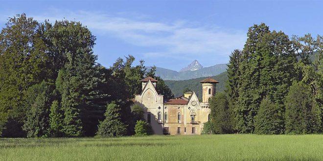 Il Castello di Miradolo, a San Secondo di Pinerolo (To)