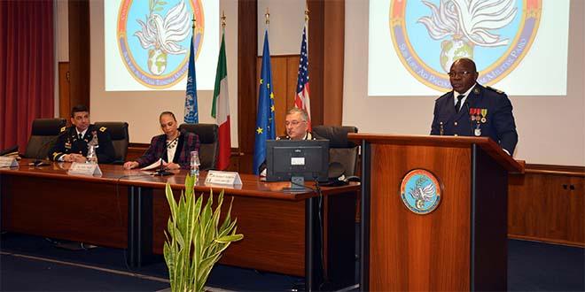 """Coespu, concluso il corso  """"Protection of civilians"""""""