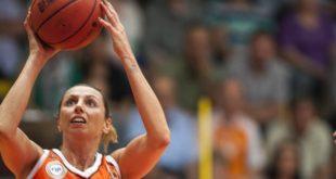 15 punti per Laura Macchi, la migliore realizzatrice del Famila nella vittoriosa semifinale contro Venezia