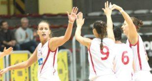 In Friuli la VelcoFin Vicenza ha festeggiato la sua quinta vittoria consecutiva