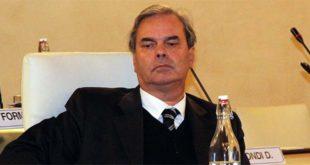 Il sindaco di Vicenza, Achille Variati
