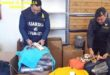 GdF, ai bisognosi i vestiti contraffatti sequestrati