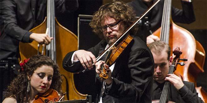 Alexander Janiczek, violino solista