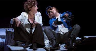 "Marina Missironi (a destra) e Alessandra Faiella in ""Rosalyn"" - Foto di Marina Alessi"
